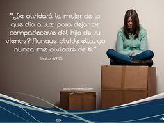 Isaías 49:15