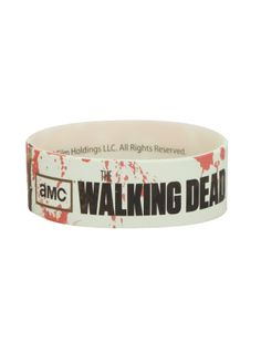The Walking Dead Daryl Riot Rubber Bracelet from Hot Topic. Shop more products from Hot Topic on Wanelo. Rubber Band Bracelet, Rubber Bracelets, Silicone Bracelets, Walking Dead Clothes, The Walking Dead 2, Daryl Dies, Emo Teen, Ring Watch, Cute Jewelry