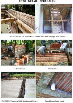 DAK KERATON JAKARTA dan JAWA BARAT: Metode Pemasangan Dak Beton Keraton (Dak KERAmik b...