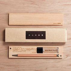 【生活玩物】給你的文具控朋友最美好的禮物,大人的鉛筆筆盒組