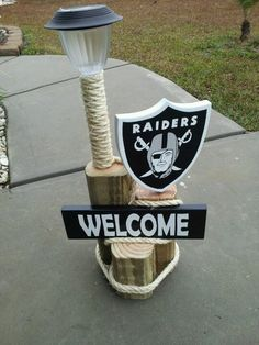 Raiders Welcome...everyone else, get out.