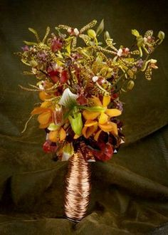 Fall Wedding Bouquet Images | Fall Bridal Bouquets - Flowers for Autumn Weddings