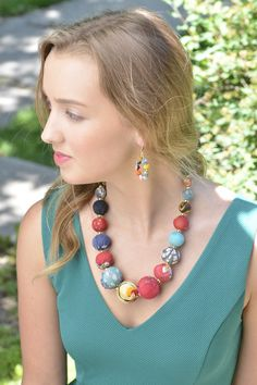A #WindyCityGiftShow exhibitor, WorldFinds jewelry and accessories are lovingly handmade by Fair Trade artisans in the developing world.