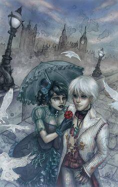 """""""Death & Dream"""" by Alice Meichi Li"""