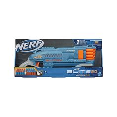 PlayΤime Τoyshop. Παιχνίδια για όλους. Nerf Elite 2.0 Warden DB-8 (E9959) Nerf, Toys, Shooter Games, Fun Games, Pistols, Activity Toys, Clearance Toys, Gaming, Games
