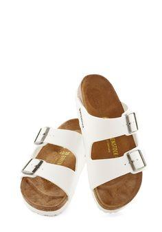 Strappy Camper Sandal