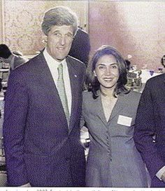 Kerry Tied to Iranian Horn