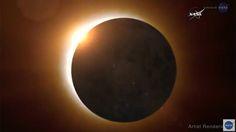 Live Stream the Solar Eclipse on NASA TV