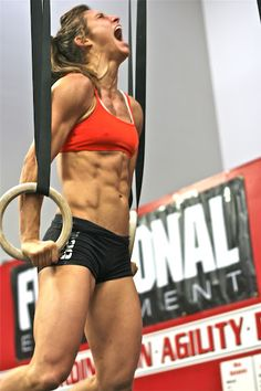 CrossFit - Andrea Ager