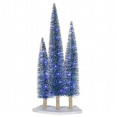 Tabletop Tree Sets - SkyMall