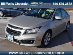 2016 Chevrolet Cruze Limited Vehicle Photo in Plainview, TX 79072