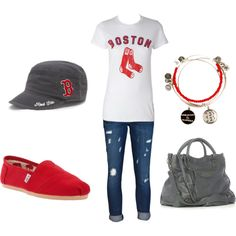 """Boston Red Sox <3"""