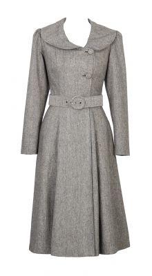 40's style coat
