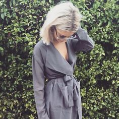 "837 mentions J'aime, 10 commentaires - Laura Jade Stone (@laurajadestone) sur Instagram : ""Feeling grey """