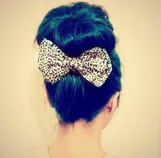 buns and bows <3