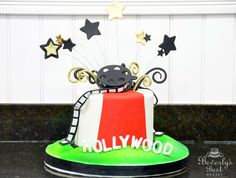 Hollywood Cake by Beverly's Bakery