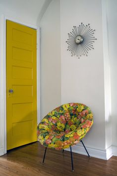 Catherine and Lionel's Colorful, Thrifty Toronto Home
