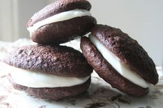 This is the BEST homemade whoopie pie recipe I've ever tried. (And I've tried quite a few.)