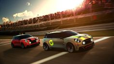 MINI Clubman Vision Gran Turismo Concept previews the next Clubman - http://trstil.com/mini-clubman-vision-gran-turismo-concept-previews-the-next-clubman/