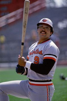 Reggie Jackson, Baltimore Orioles