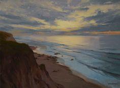 On Location in Malibu 2012 – California Art Club