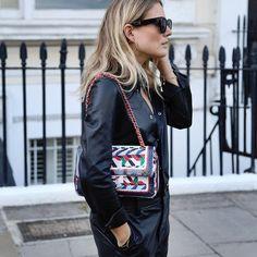 "2,501 gilla-markeringar, 37 kommentarer - Lucy Williams | Fashion Me Now (@lucywilliams02) på Instagram: ""Plastic fantastic @chanelofficial ❤️⭐️❤️"""