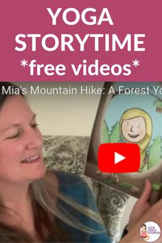 Do Yoga. Have Fun! Listen in while Giselle Shardlow, founder of Kids Yoga Stories, reads her yoga stories to kids. Several videos, several stories available! Kids Yoga Poses, Yoga For Kids, Kid Yoga, 4 Kids, Kinesthetic Learning, Kids Learning Activities, Preschool Games, Motor Activities, Learn Yoga