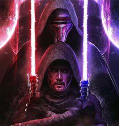 Star Wars Darth Revan, Star Wars Sith, Star Trek, Star Wars Kotor, High Fantasy, Space Fantasy, Star Wars Design, The Old Republic, Star Wars Pictures