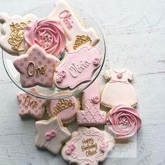 Pink and gold first birthday #pinkandgoldfirstbirthday