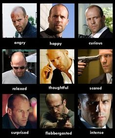 Jason Statham: Born: July Is an English actor, producer, martial artist.