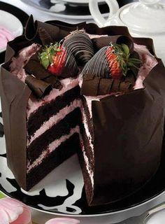 yum !! :)) #chocolate #food #dessert #sweets