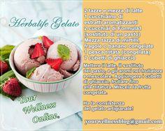 Il gelato della Domenica, una ricetta gustosa e ipocalorica per controllare il peso e restare in forma!!!! Buon gelato a tutti !!!