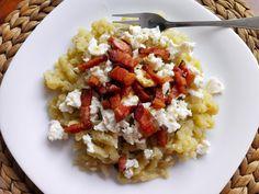 Bryndzové halušky Risotto, Ethnic Recipes, Food, Essen, Yemek, Meals