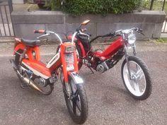 103 de spx moped chow art et mécanique Peugeot, 1975, 50cc, Good Times, Bike, Cars, Vintage, Motorbikes, Truck