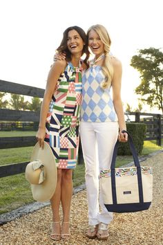 vineyard vines, the Official Style of the Kentucky Derby
