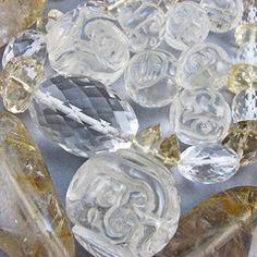 Goodoldbeads - Collection - Vintage Crystal Beads