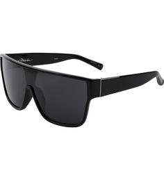 d8c59945aba 3.1 Phillip Lim   Linda Farrow - Black Bang Bang Sunglasses