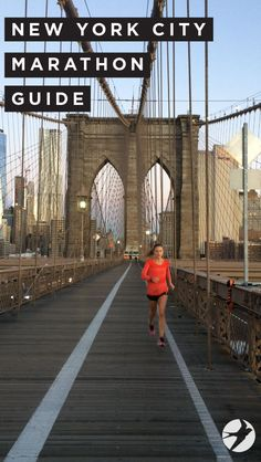 Best running routes, cafés, restaurants and spots to celebrate in the big city!