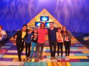 Guest Episode on Pyramid this week on Channel 9