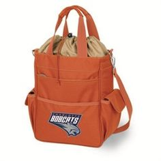Charlotte Bobcats Insulated Picnic Tote Tailgate Cooler