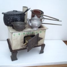 My own miniature stove