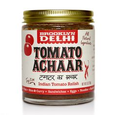 One Good Find: Brooklyn Delhi's Tomato Achaar | SAVEUR