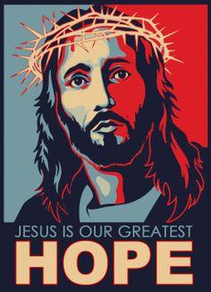 Yea He is.