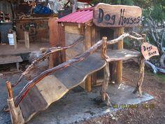 Dog house.