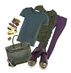 Purple + Military Green by tdwsammy on Polyvore featuring moda, Burberry, Alexander McQueen, Hermès, Marc by Marc Jacobs, Alcozer & J, Topman, Case-Mate, Jeckerson and Lanvin | Polyvore | Outfit | Menswear | Uomo | Collage