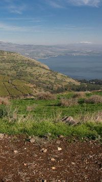 The Jesus Trail, Israel - Hike from Nazareth to the Sea of Galilee! Completed this December 2012, what an experience!