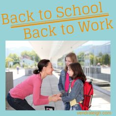 Back to School Organization for Mompreneurs  http://vendraleigh.com/back-to-school-back-to-work-raleigh-small-business/  #WAHM #backtoschool