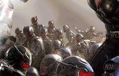 Hot Toys Officially Shows Off Its 'Ultron Prime' Figure From AVENGERS: AGE OF ULTRON