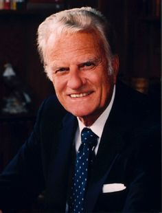 Billy Graham Led Great revivals/Crusades
