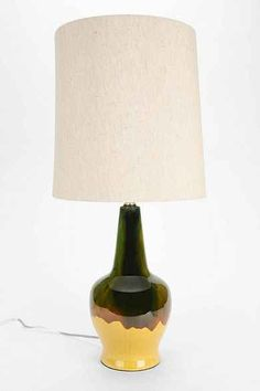 Magical Thinking Vintage Glaze Lamp Urban Outfitters Online Only $89